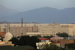 Đại sứ quán Mỹ tại Afghanistan ngổn ngang mối lo an ninh sau lệnh rút quân