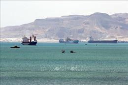 Khuyến nghị giải pháp bảo hiểm cho các tàu thiệt hại vì sự cố kênh đào Suez
