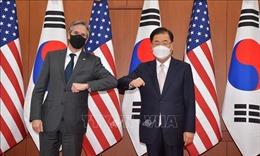 Nhật Bản - Hàn Quốc tái khẳng định hợp tác ba bên với Mỹ vì hòa bình trên Bán đảo Triều Tiên