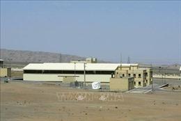 Châu Âu quan ngại về việc Iran nâng mức làm giàu urani