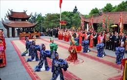 Tín ngưỡng thờ cúng Hùng Vương - bản sắc văn hóa Việt, biểu tượng của đoàn kết dân tộc