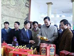 Liên kết phát triển du lịch nông thôn với tiêu thụ sản phẩm OCOP