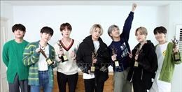 Nhómnhạc BTS bất ngờ trở thành Đại sứ thương hiệu của LV