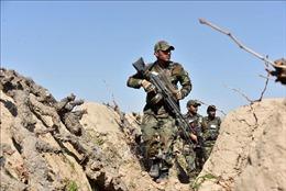 Thêm nhiều cảnh sát Afghanistan thiệt mạng trong các vụ tấn công của Taliban