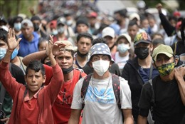 Mỹ tăng hỗ trợ tài chính cho các nước Trung Mỹ để giải quyết làn sóng di cư