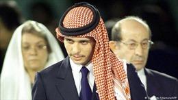 Cựu Thái tử Jordan phản đối các yêu cầu của quân đội