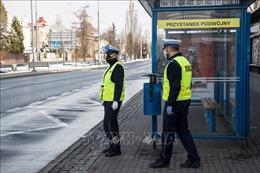 Ba Lan và Na Uy siết chặt các biện pháp phòng dịch
