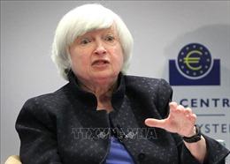 Bộ trưởng Tài chính Mỹ kêu gọi các nền kinh tế lớn triển khai các gói chi tiêu mới