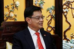 Phó Thủ tướng Singapore Vương Thụy Kiệt rút khỏi ban lãnh đạo thế hệ thứ tư