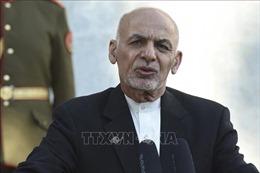 Tổng thống Afghanistan bác bỏ giải pháp quân sự đối với cuộc khủng hoảng trong nước