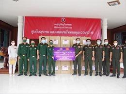 Dịch COVID-19: Cộng đồng người Việt tiếp tục chung tay cùng Chính phủ Lào chống dịch