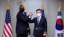 Hàn Quốc, Mỹ nhất trí thúc đẩy cuộc gặp cấp bộ trưởng quốc phòng với Nhật Bản