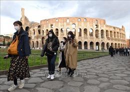 Italy miễn cách ly những người đến từ EU, Anh và Israel