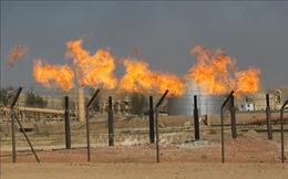 IS làm nổ 2 giếng dầu tại miền Bắc Iraq