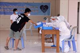 Cộng đồng người Việt tại Lào đoàn kết vượt qua đại dịch COVID-19