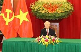Báo chí Cuba đưa tin đậm nét về cuộc điện đàm giữa lãnh đạo Đảng Cộng sản Việt Nam và PCC