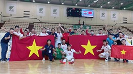 VCK Futsal World Cup 2021: Đội tuyển Việt Nam nằm trong bảng D