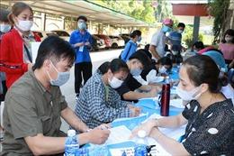 Phòng dịch đảm bảo an toàn cho kỳ thi tuyển sinh vào lớp 10 ở Nghệ An