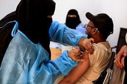 WHO triển khai tiêm vaccine tại khu vực do phiến quân kiểm soát ở Yemen