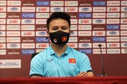Vòng loại World Cup 2022: Bài toán Quang Hải dành cho HLV Park Hang-seo