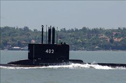 Indonesia tạm ngừng trục vớt tàu ngầm gặp nạn KRI Nanggala 402