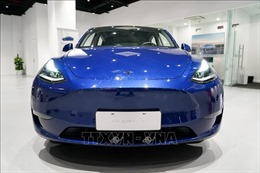 Tesla thu hồi gần 6.000 xe tại Mỹ để khắc phục lỗi phanh