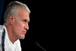 EURO 2020: HLV Deschamps nhận trách nhiệm sau thất bại củađội tuyển Pháp