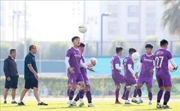 Đội tuyển Việt Nam chịu thêm nhiều hạn chế vì quy định phòng dịch bổ sung