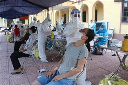 Bắc Ninh có 265 bệnh nhân mắc COVID-19 đã khỏi bệnh