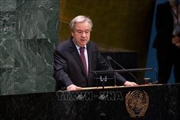 Tổng thư ký LHQ Antonio Guterres đắc cử nhiệm kỳ hai