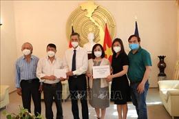 Cộng đồng người Việt tại Đức quyên góp ủng hộ quỹ vaccine trong nước