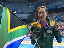 Olympic Tokyo 2020: 'Kình ngư' Nam Phi xuất sắc phá kỷ lục thế giới