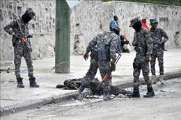 Somalia tiêu diệt hơn 300 phần tử cực đoan trong vòng chưa đầy một tháng