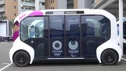 Paralympic Tokyo 2020: Xe tự hành của Toyota trở lại làng Olympic