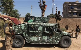 HĐBA LHQ chưa xem xét việc thiết lập lực lượng gìn giữ hòa bình tại Afghanistan
