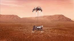 Tàu thám hiểm Perseverance thất bại trong nỗ lực đầu tiên lấy mẫu trên sao Hỏa