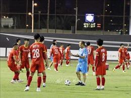 Thay đổi bất ngờ trong đội hình xuất phát của đội tuyển Việt Nam