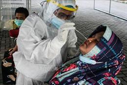 Indonesia ghi nhận ngày có số ca mắc mới COVID-19 thấp nhất trong hơn 1 năm