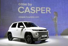 Hyundai ra mắt mẫu xe thể thao đa dụng mini mang thương hiệu Casper