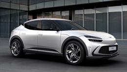 Genesis ra mắt xe điện chuyên dụng GV60 đầu tiên