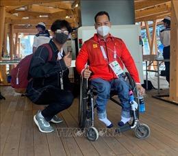 Những trải nghiệm khó quên của tình nguyện viên Việt Nam tại Paralympic Tokyo 2020