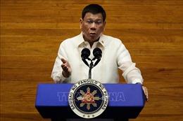 Ông Rodrigo Duterte chạy đua chức Phó Tổng thống Philippines vào năm sau