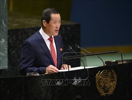 Triều Tiên sẽ tiếp tục tăng cường khả năng răn đe tự vệ