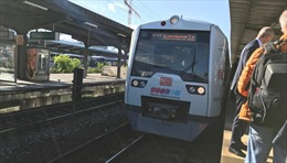 Đức ra mắt tàu hỏa không người lái đầu tiên trên thế giới