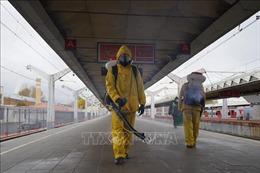 Nga và Ukraine nỗ lực bẻ gãy chuỗi lây nhiễm COVID-19