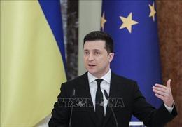 Tổng thống Ukraine phủ quyết dự luật về tiền điện tử