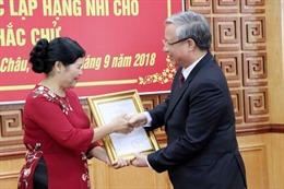 Đồng chí Giàng Páo Mỷ giữ chức Bí thư Tỉnh ủy tỉnh Lai Châu