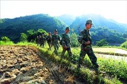 Điện Biên: Giữ mùa Xuân bình yên nơi biên cương Tổ quốc
