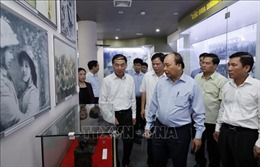 Thủ tướng Nguyễn Xuân Phúc thăm và làm việc tại Thái Nguyên