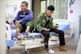 Quảng Ngãi: 11 người thương vong do điện giật